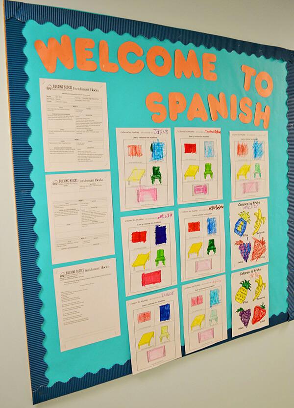 Spanish - Building Blocks