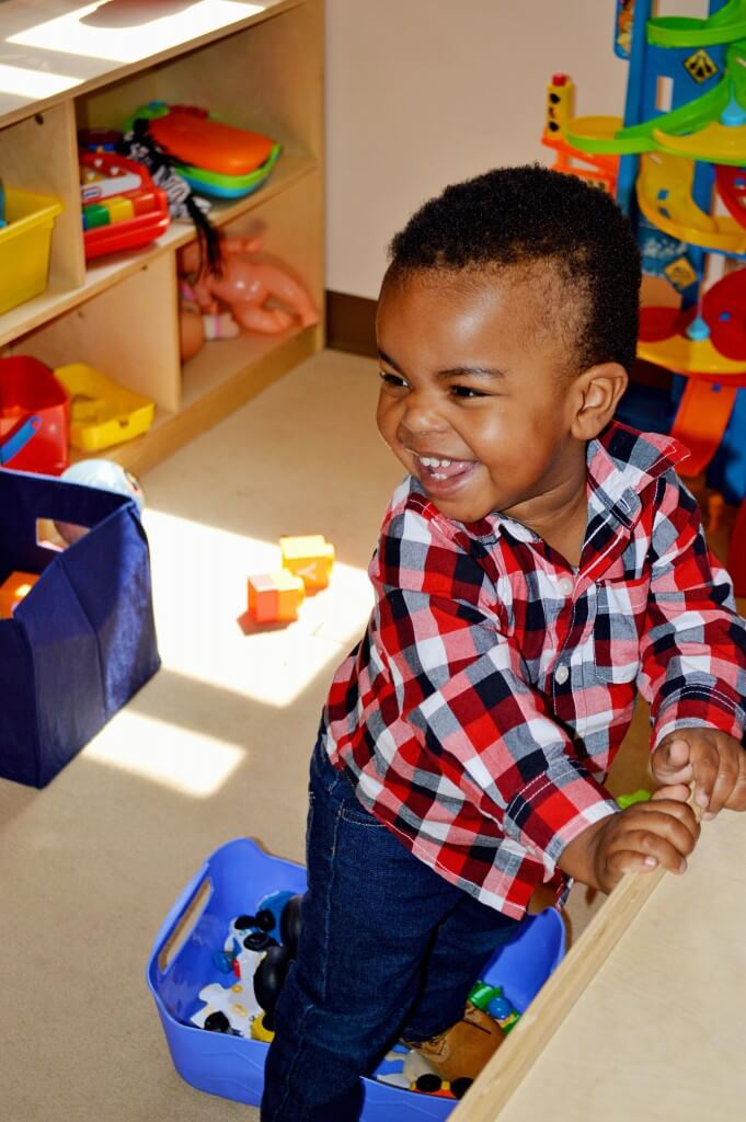 Toddlers - Building Blocks
